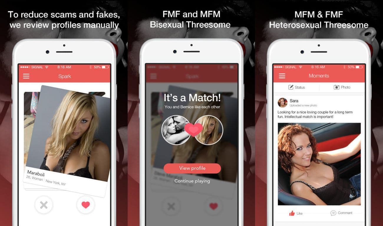 3somer app for threesome